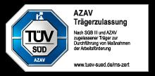 AZAV Trägerzulassung header