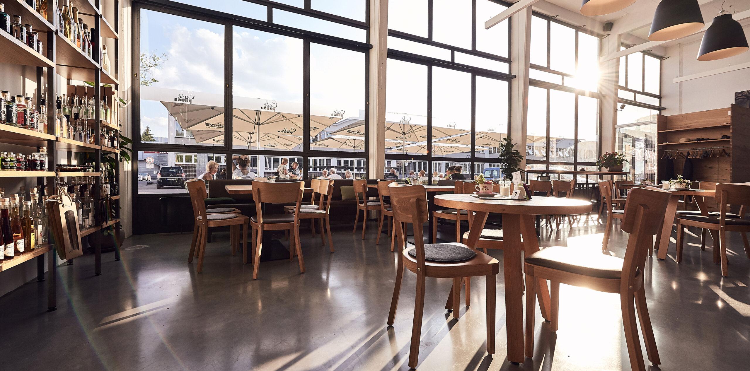 Café Pausa Ansicht