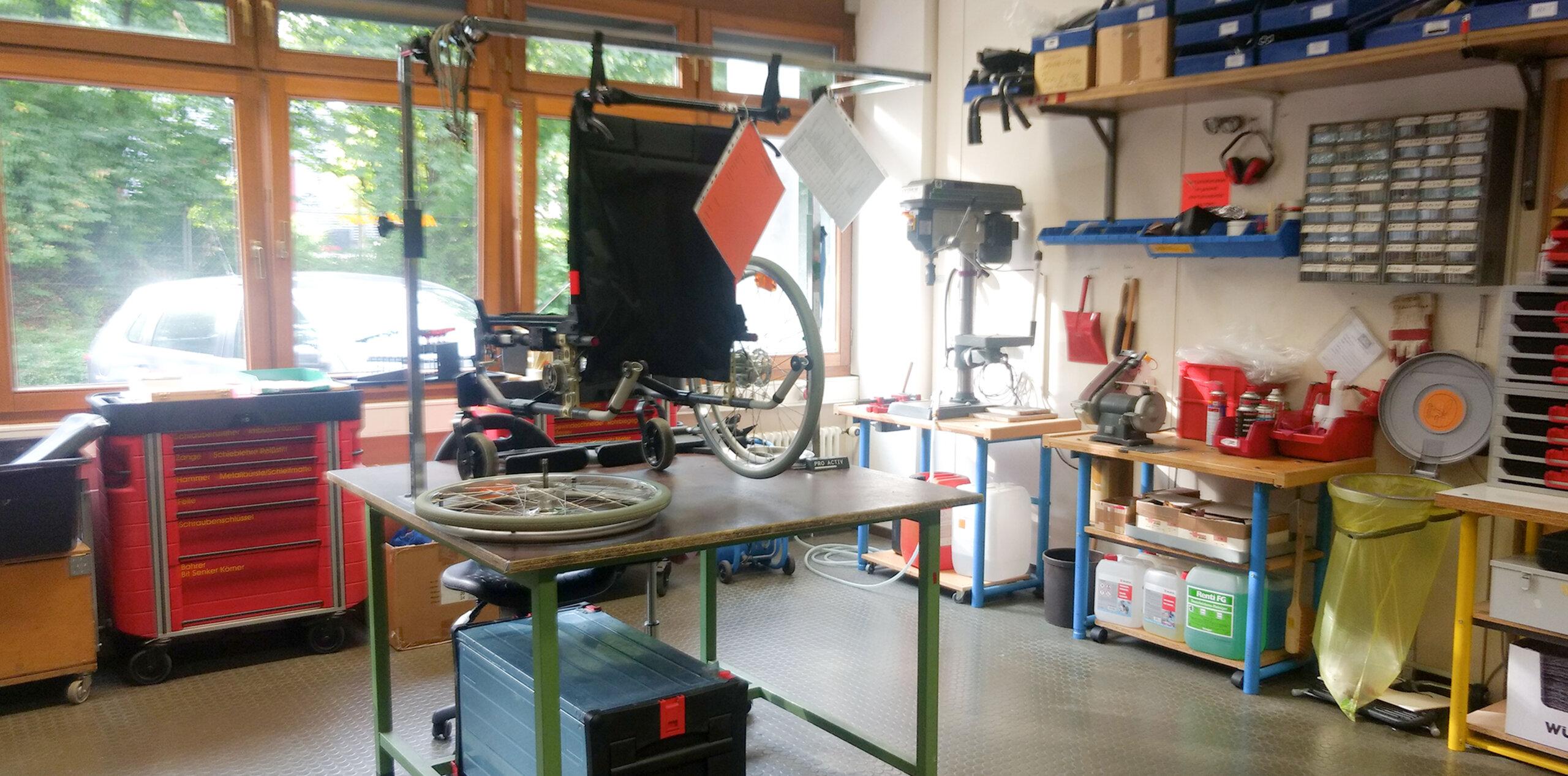 Werkstatt RWS